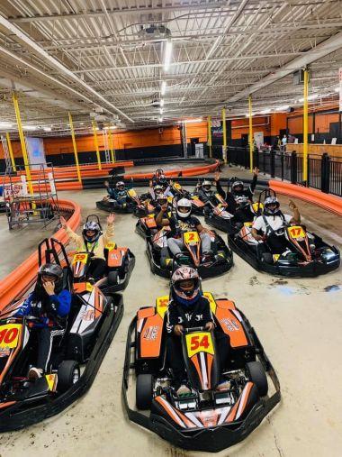 1 Go Kart Race